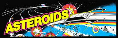 Marquee:  Asteroids (rev 1)