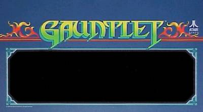 Marquee:  Gauntlet (Spanish, rev 15)