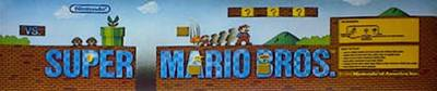 Marquee:  Vs. Skate Kids. (Graphic hack of Super Mario Bros.)