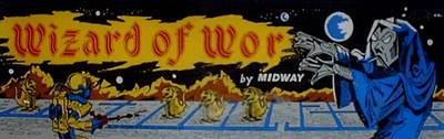 Marquee:  Wizard of Wor