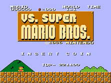 Title:  Vs. Skate Kids. (Graphic hack of Super Mario Bros.)